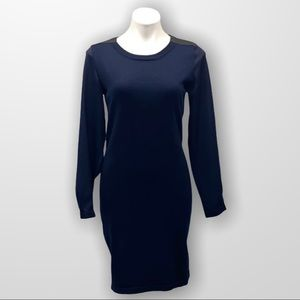 WILLOW & THREAD Long Sleeve Knit Dress Size XS